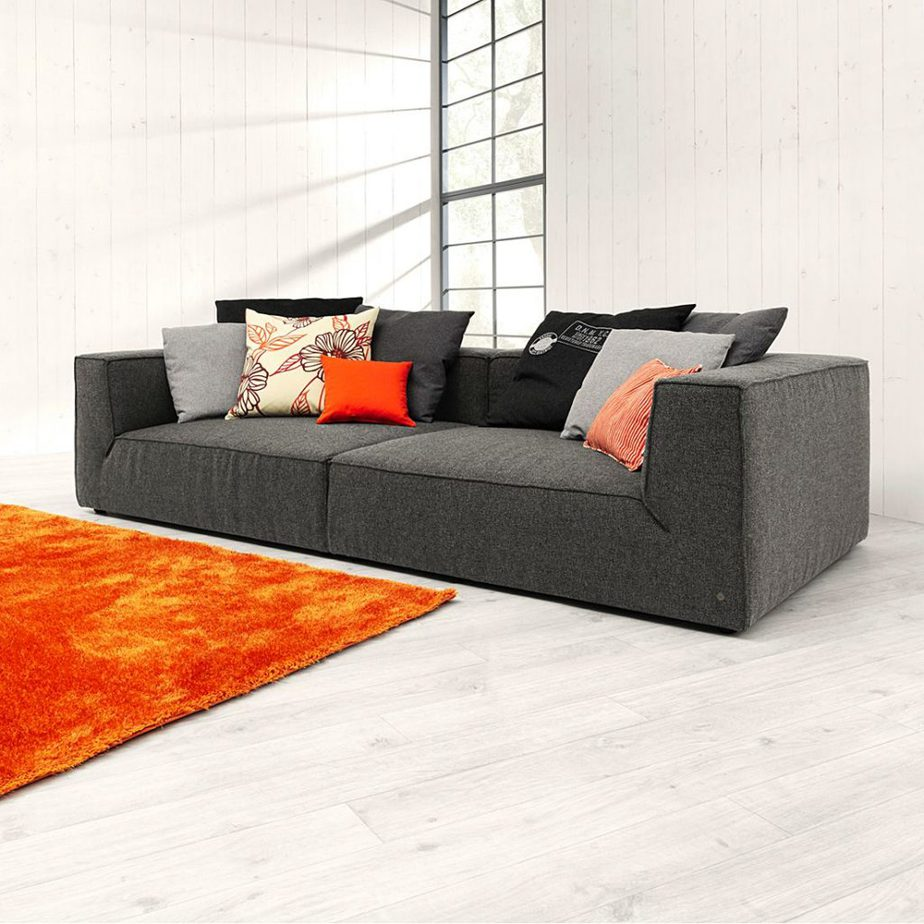 bigsofa big cube 4 sitzer von tom tailor design um die welt sch ner zu machen. Black Bedroom Furniture Sets. Home Design Ideas