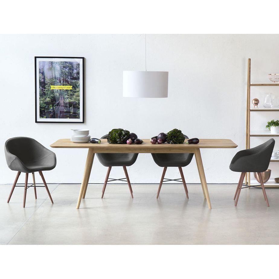 esstisch sander massivholz eiche design um die welt sch ner zu machen. Black Bedroom Furniture Sets. Home Design Ideas