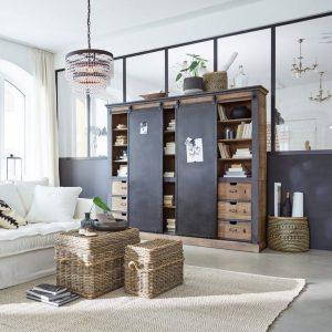 Schrank in Loft Style