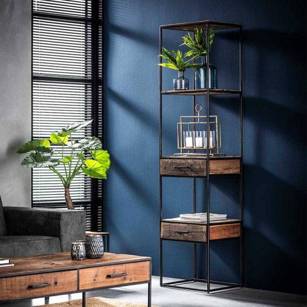 Regal in Loft Design
